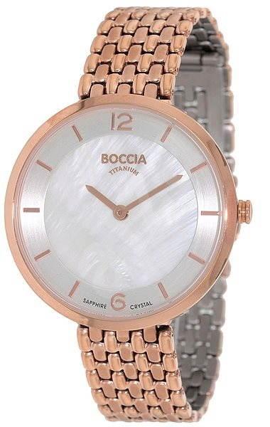 BOCCIA TITANIUM 3244-06 - Dámské hodinky  a67fed4fc59