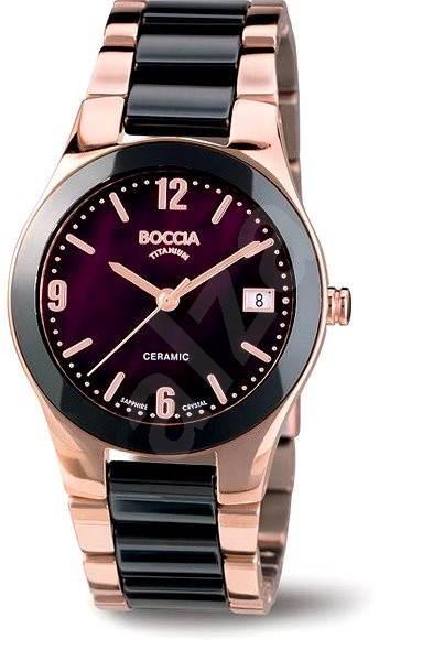 Boccia Titanium 3189-04 - Dámské hodinky  736855aac2