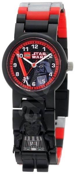 f79dab384af LEGO Star Wars 8020301 Darth Vader - Dětské hodinky