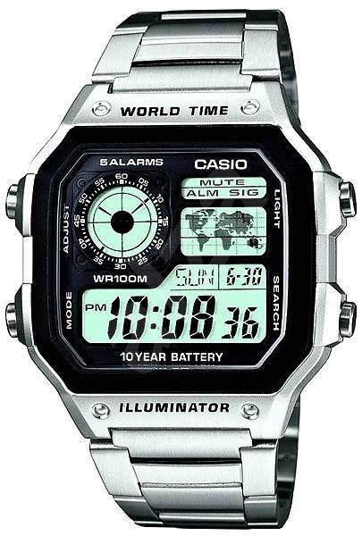 CASIO AE 1200WHD-1A - Pánské hodinky 1b9590a455