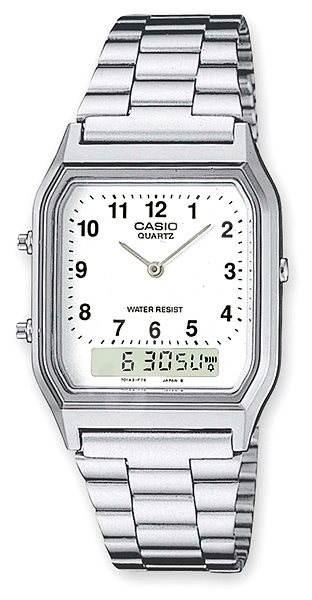 CASIO AQ 230-7B - Pánské hodinky  f8d2f2f832