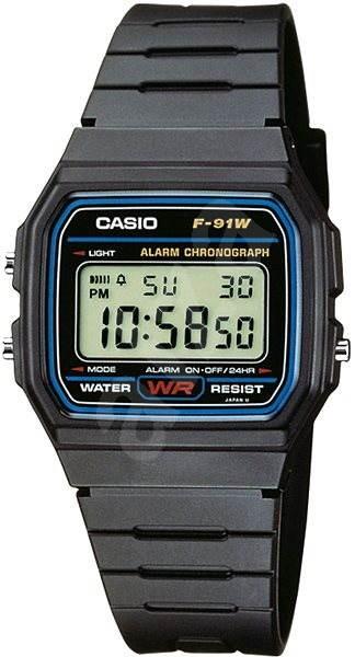 CASIO F 91-1 - Pánské hodinky