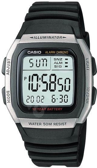 CASIO W-96 - Pánské hodinky