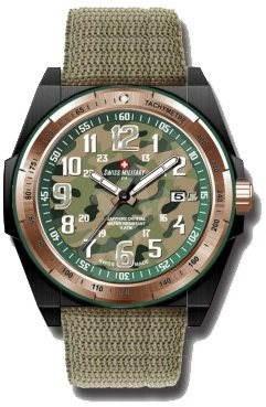 SWISS MILITARY by R 5050537NR V - Pánské hodinky