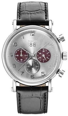 Cerruti 1881 CRA110SN61BK - Pánské hodinky