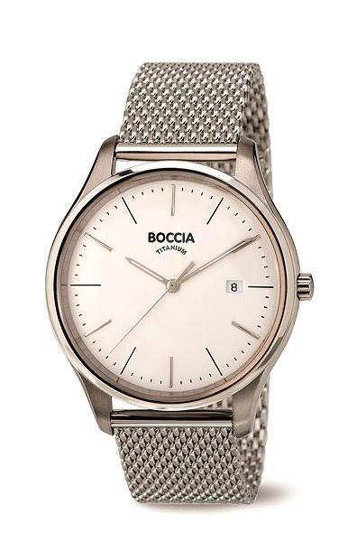 BOCCIA TITANIUM 3587-03 - Pánské hodinky  da169da5541