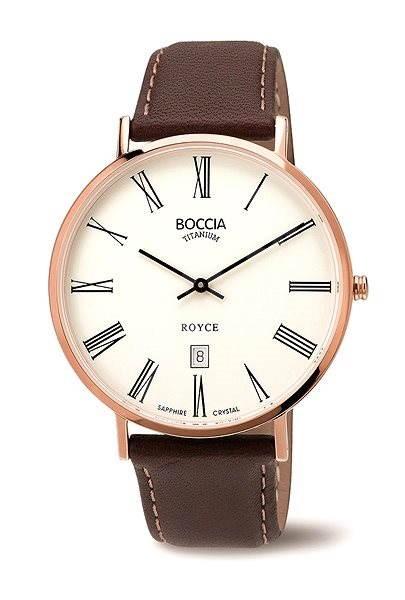 2e4da8567b BOCCIA TITANIUM 3589-06 - Pánské hodinky