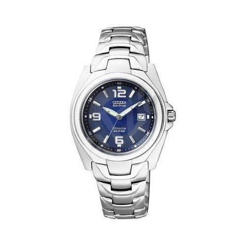 CITIZEN Promaster Marinaut Titanium Eco-Drive EW0910-52M - Dámské hodinky f2b0e6aeeb4
