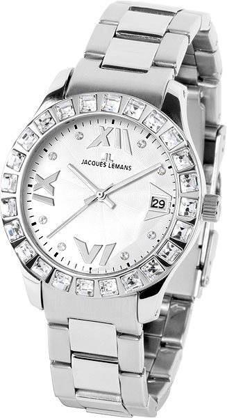 Jacques Lemans The Amazon 1-1517B - Dámské hodinky  d09f53a67e