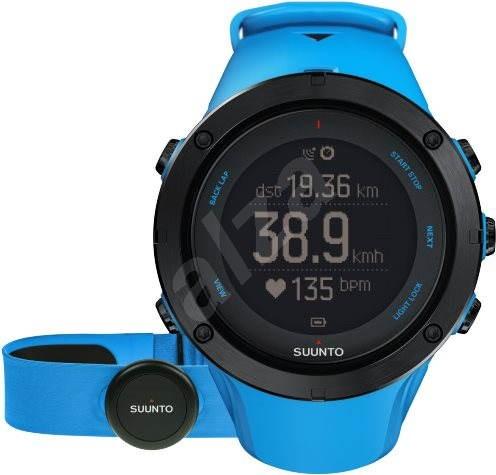 SUUNTO AMBIT3 Peak Sapphire Blue HR - Sporttester  5ecbab0640c