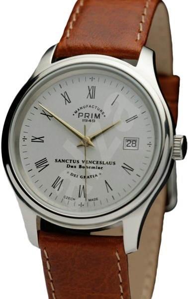 PRIM Svatováclavské 40 - Pánské hodinky  998b6b50e1