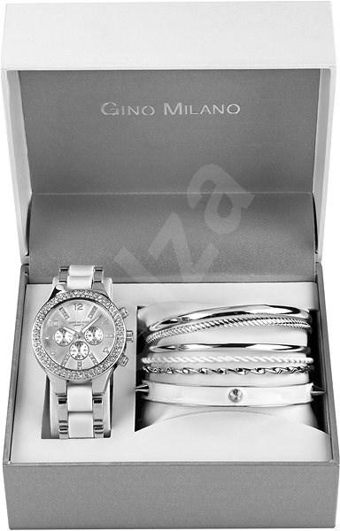 GINO MILANO MWF14-008B - Dárková sada hodinek  c8cb093d4dc