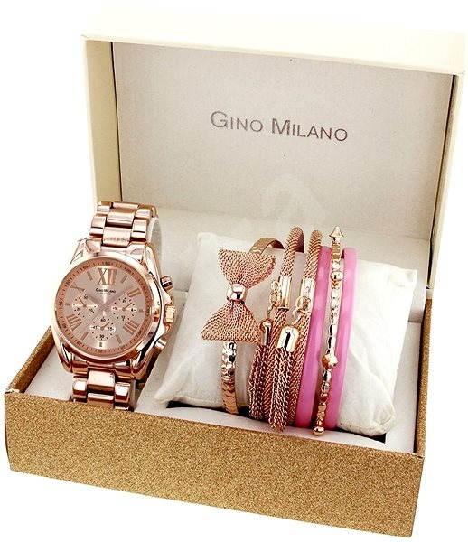 GINO MILANO MWF14-028C - Dárková sada hodinek  77846e2710