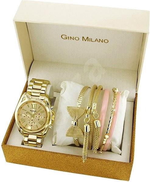 GINO MILANO MWF14-028A - Dárková sada hodinek