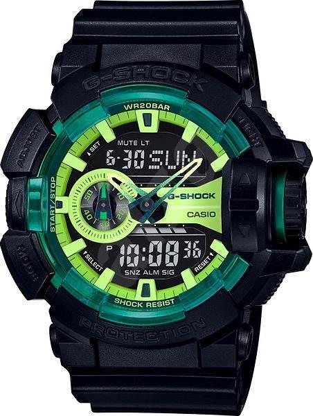 CASIO G-SHOCK GA 400LY-1A - Pánské hodinky  088c6523be