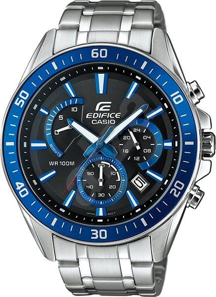 CASIO EFR 552D-1A2 - Pánské hodinky  55d5946982