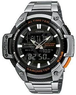 CASIO SGW-450HD-1B - Pánské hodinky