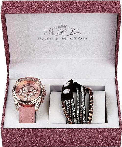 PARIS HILTON BPH10210-812 - Dárková sada hodinek