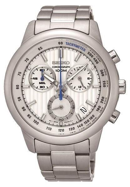 SEIKO SSB203P1 - Pánské hodinky  18c7b48977f