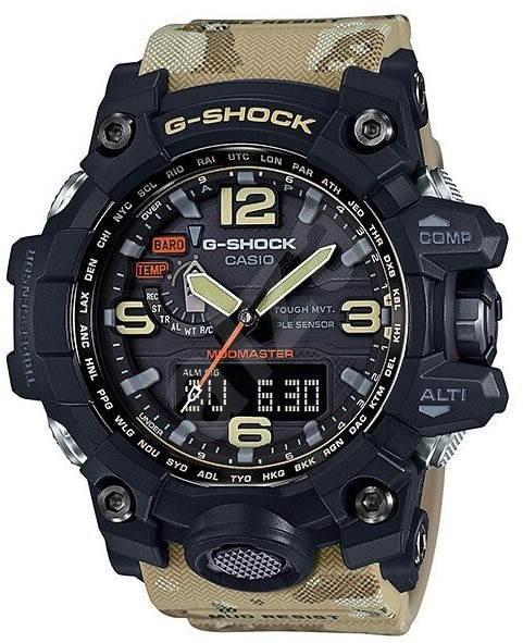 Casio GWG 1000DC-1A5 - Pánské hodinky  ffc3c3e89d