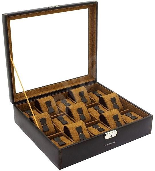 FRIEDRICH LEDERWAREN 20111-3 - Box na hodinky