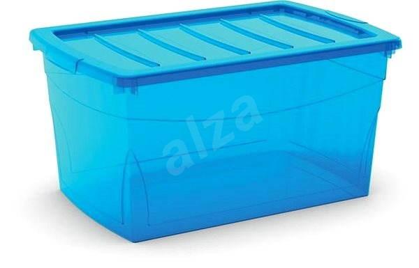 a1b686344 KIS Omnibox L modrý 50l - Úložný box   Alza.cz