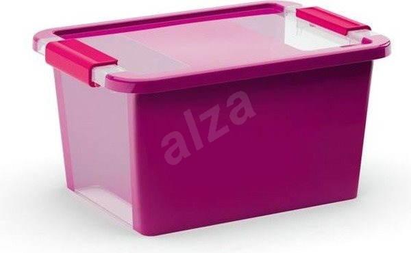 c9c607205 KIS Bi Box S - fialový 11l - Úložný box   Alza.cz