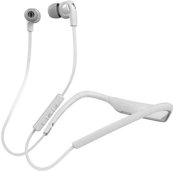 Skullcandy Smokin Buds 2 White - Bezdrátová sluchátka