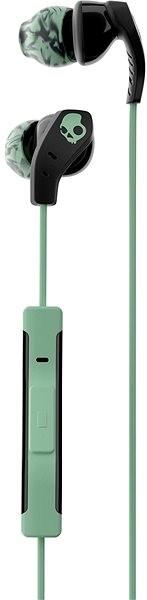Skullcandy Method W/MIC černá/zelená - Sluchátka