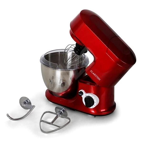 Klarstein TK2-Carina Rossa - Kuchyňský robot
