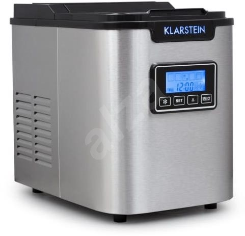 Klarstein ICE6 Icemeister Black - Ice Maker