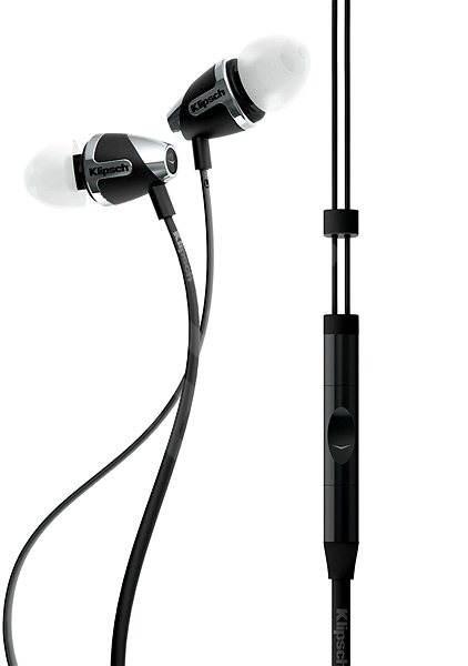 Klipsch Image S4a II - černá - Sluchátka do uší