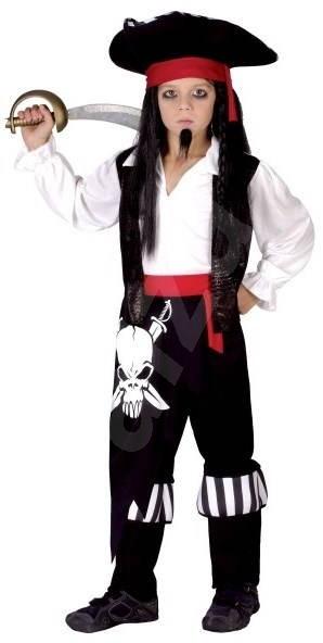 Kostým Pirát vel. M - Dětský kostým  7a03b157e08