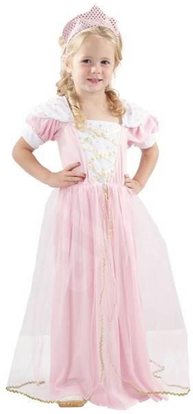 Šaty na karneval - Princezna vel. XS - Dětský kostým  f43a55d1b14