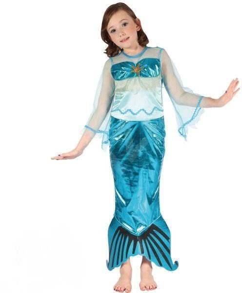 fed659bc1eaa Kostým Mořská panna vel. M - Dětský kostým