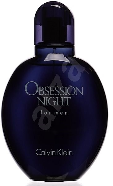 CALVIN KLEIN Obsession Night for Men EdT 125 ml - Toaletní voda pánská