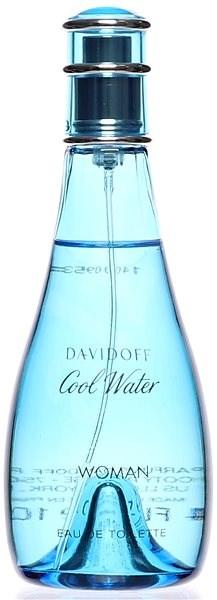 DAVIDOFF Cool Water Woman EdT 100 ml - Toaletní voda