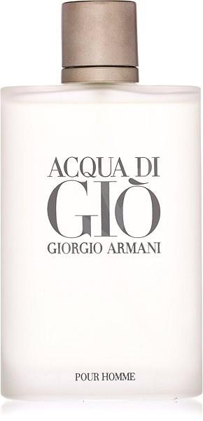 GIORGIO ARMANI Acqua Di Gio Pour Homme EdT 200 ml - Toaletní voda pánská