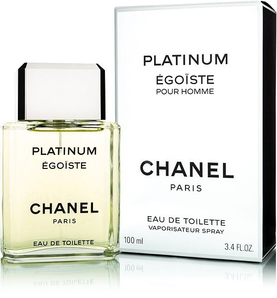 CHANEL Platinum Égoiste EdT 100 ml - Toaletní voda pánská