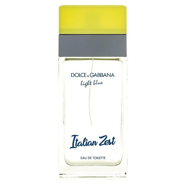 DOLCE & GABBANA Light Blue Italian Zest EdT 100 ml - Toaletní voda