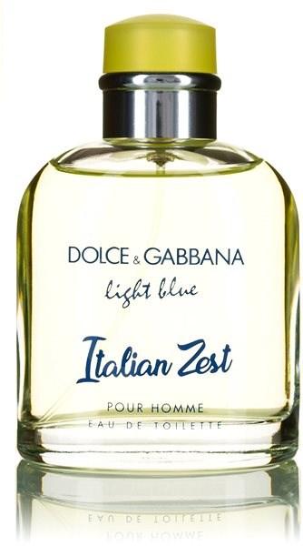 DOLCE & GABBANA Light Blue Italian Zest Pour Homme EdT 125 ml - Toaletní voda pánská