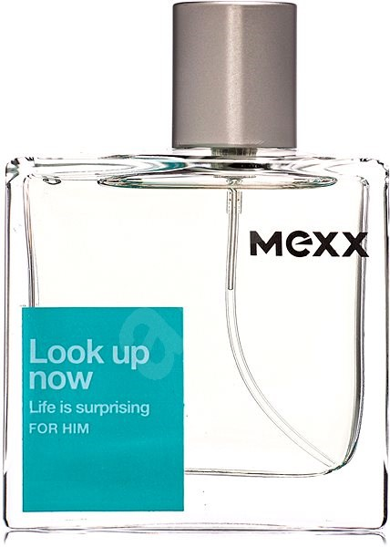 MEXX Look up Now Life is Suprising For Him EdT 50 ml - Toaletní voda pánská