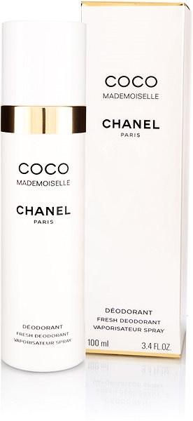 CHANEL Coco Mademoiselle 100 ml - Dámský deodorant