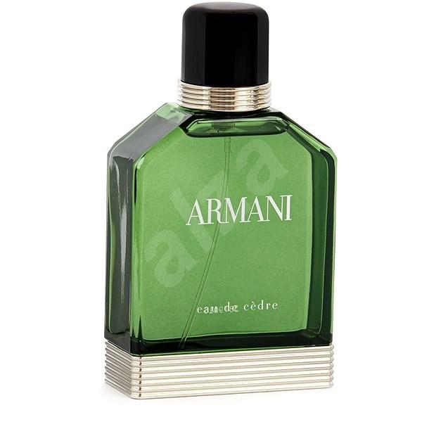 GIORGIO ARMANI Armani Eau de Cédre EdT 100 ml - Toaletní voda pánská