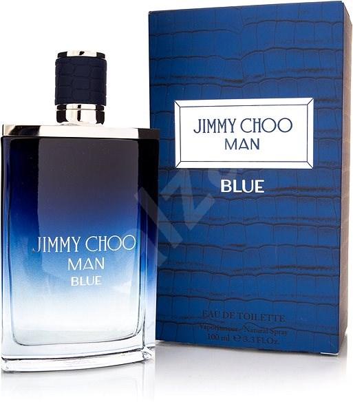 JIMMY CHOO Man Blue EdT 100 ml - Toaletní voda pánská