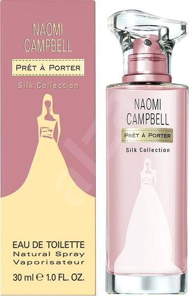 NAOMI CAMPBELL Pret-a-Porter Silk Collection EdT 30 ml - Toaletní voda