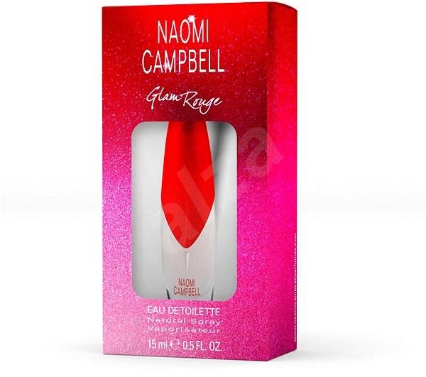 NAOMI CAMPBELL Glam Rouge EdT 15 ml - Toaletní voda