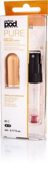 TRAVALO Pod Pure Essentials Gold 5 ml - Plnitelný rozprašovač parfémů