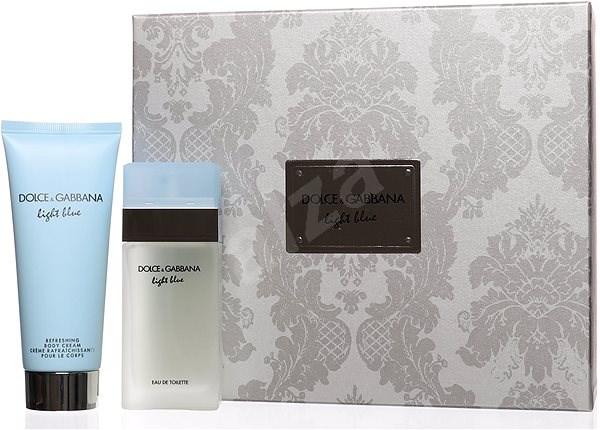 DOLCE & GABBANA Light Blue EdT Set 150 ml - Dárková sada parfémů