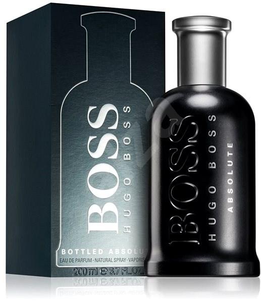 HUGO BOSS Boss Bottled Absolute EdP 200 ml - Parfémovaná voda pánská